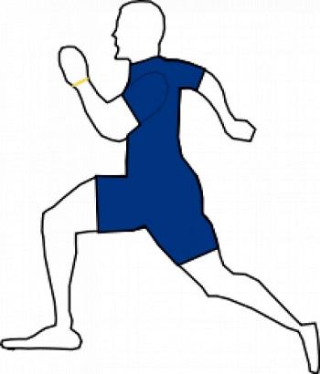 Arrêter de manger pour maigrir et faire un jogging