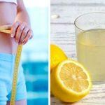 Régime citron un bon régime minceur pour perdre du ventre