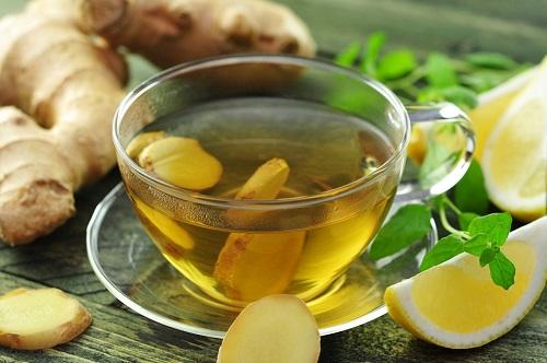 tisane de gingembre pour perdre du poids de façon naturelle