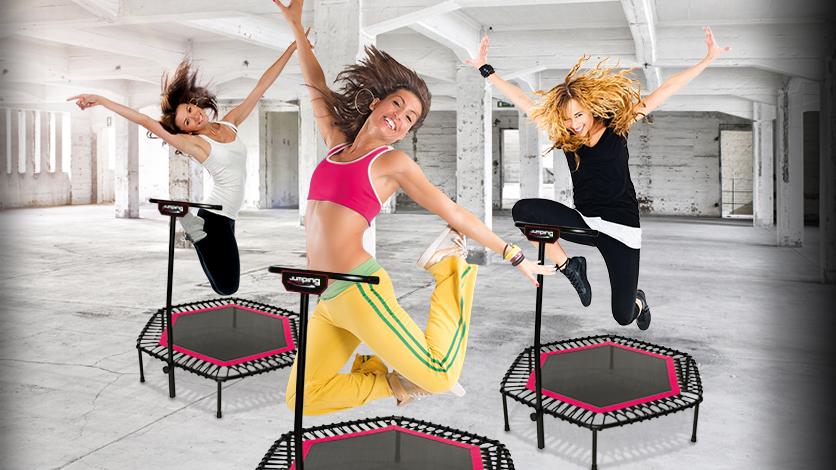acheter trampoline fitness pas cher