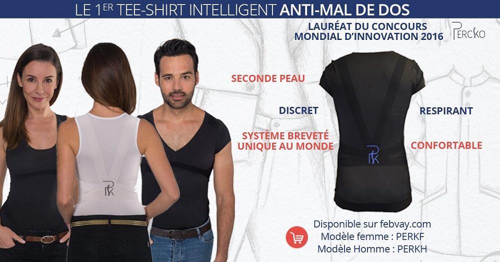 avis T-shirt Perckoou acheter pas cher