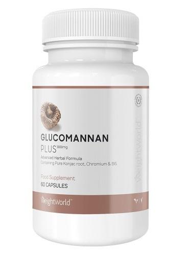 glucomannan-plus- brûleur de graisse naturel puissant efficace