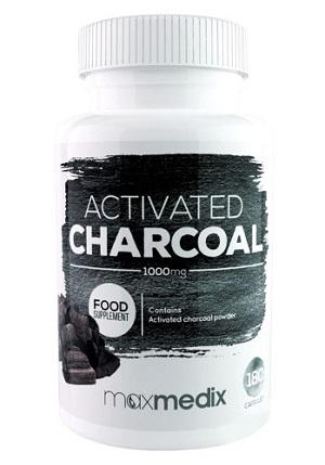 Charbon Végétal Actif meilleur superfruit naturel bio