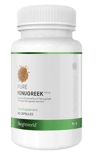 Pure Fenugrec meilleur superfruit naturel complément végan en gélule