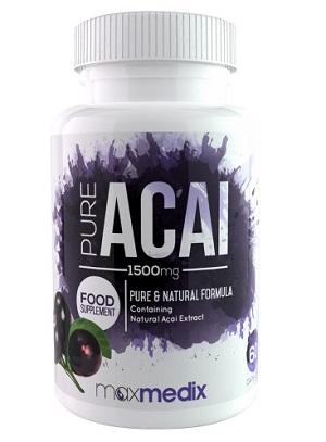 meilleur superfruit naturel bio pure Acaï en gélule