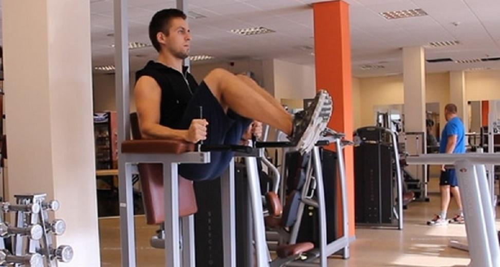 exercice chaise romaine pas cher pour maigrir crunch