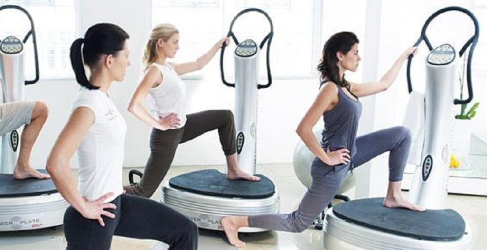 séance Exercice Plateforme vibrante avis prix exercice abdo efficace
